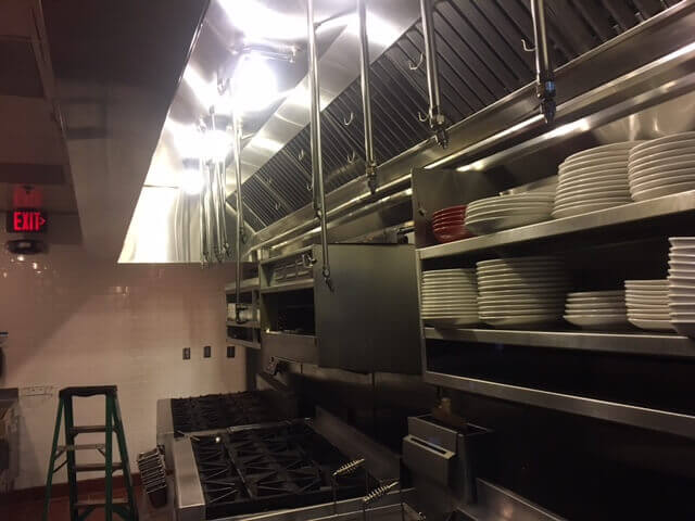Washington DC Exhaust Hood Cleaning Professionals pic