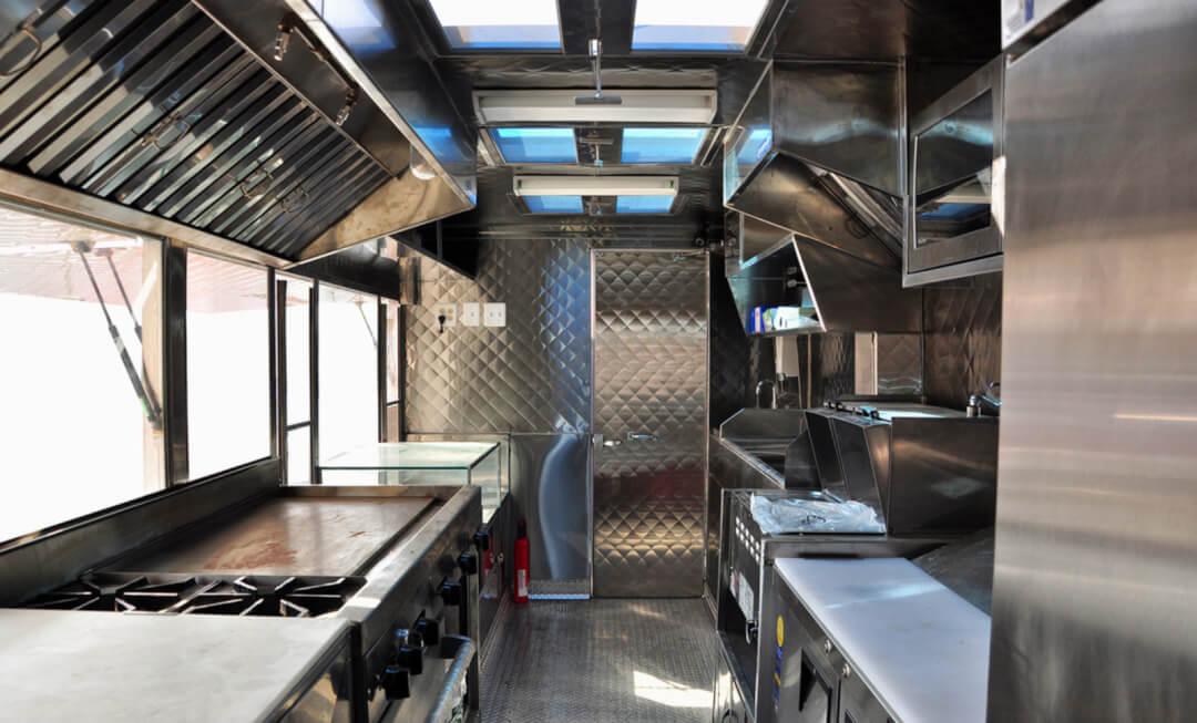 Food Truck Hood Cleaning Washington DC