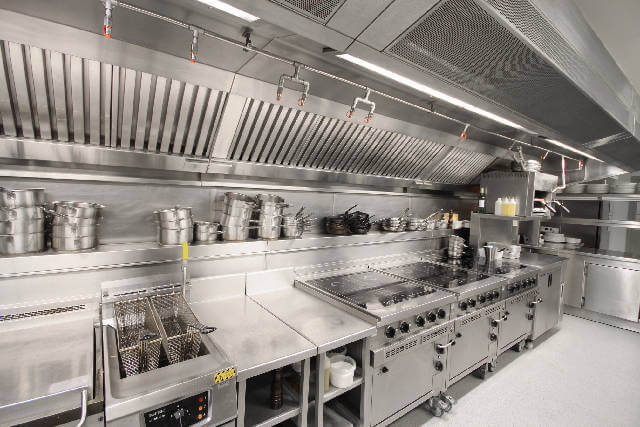 commercial kitchen cleaning washington dc