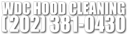 Washington DC Hood Cleaning Quote